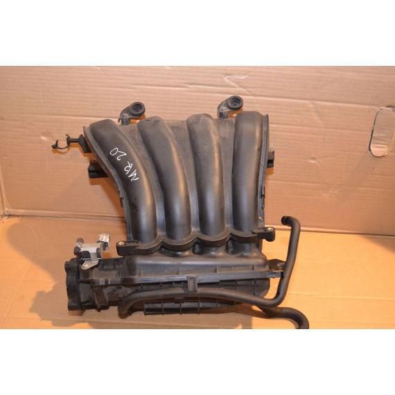 Купить Коллектор впускной для Nissan Tiida (C11) 2007-2014;Note (E11) 2006-2013;Qashqai (J10) 2006-2014;Qashqai+2 (JJ10) 2008-2014 в Интернет-магазине