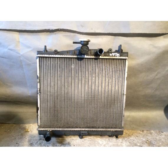 Купить Радиатор основной для Nissan Note (E11) 2006-2013;Micra (K12E) 2002-2010 в Интернет-магазине