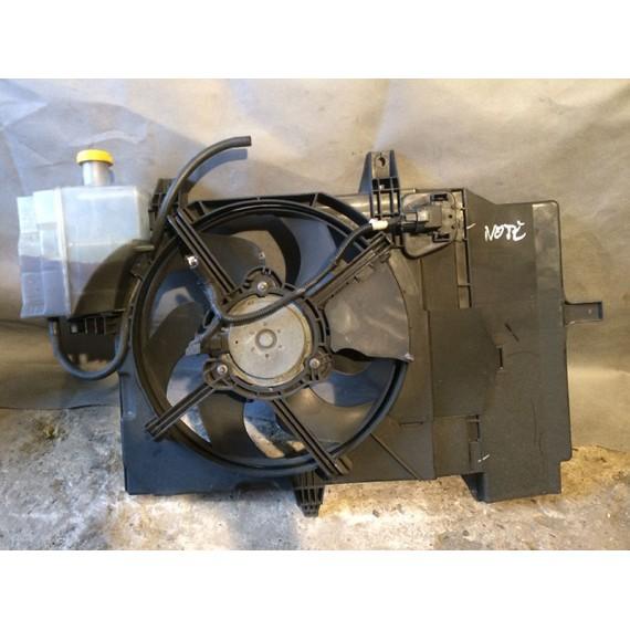 Купить Вентилятор радиатора для Nissan Primera P11E 1996-2002;Primera WP11E 1998-2001 в Интернет-магазине