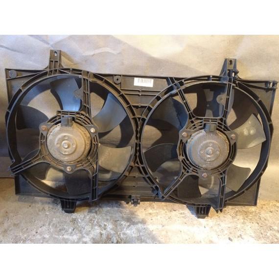 Купить Вентилятор радиатора для Nissan Primera P12E 2002-2007;Almera N16 2000-2006 в Интернет-магазине