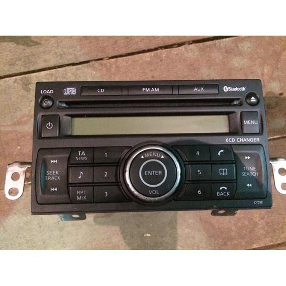 Купить Магнитола для Nissan Note (E11) 2006-2013 в Интернет-магазине