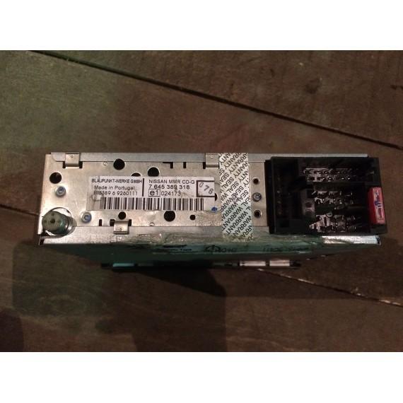 Купить Магнитола для Nissan Note (E11) 2006-2013;Micra (K12E) 2002-2010 в Интернет-магазине