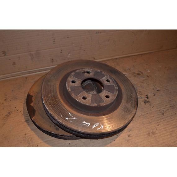 Купить Диск тормозной передний вентилируемый для Nissan X-Trail (T31) 2007-2014;Qashqai (J10) 2006-2014;Juke (F15) 2011>;Qashqai+2 (JJ10) 2008-2014 в Интернет-магазине