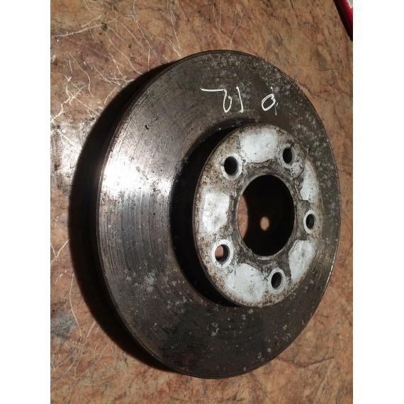 Купить Диск тормозной передний вентилируемый для Nissan Primera P12E 2002-2007;Almera Tino 2000-2006;Maxima (A33) 2000-2005;X-Trail (T30) 2001-2006 в Интернет-магазине