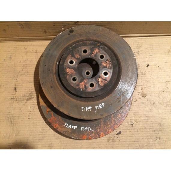 Купить Диск тормозной передний вентилируемый для Nissan Pathfinder (R51) 2005-2014;Navara (D40) 2005-2015 в Интернет-магазине