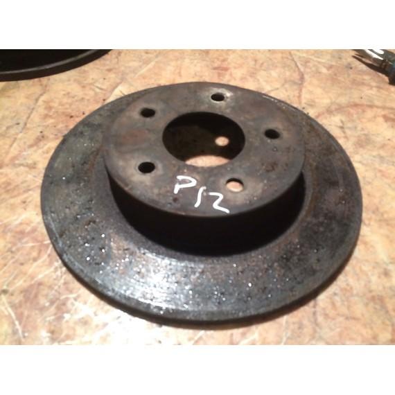 Купить Диск тормозной задний для Nissan Primera P12E 2002-2007;Almera Tino 2000-2006 в Интернет-магазине