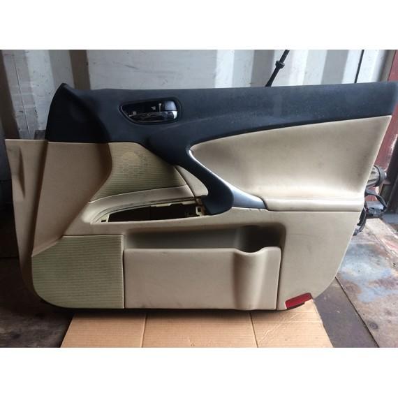 Обшивка двери передней правой Lexus IS 250 купить в Интернет-магазине