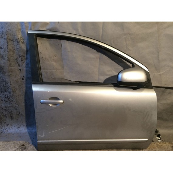 Купить Дверь передняя правая для Nissan Note (E11) 2006-2013 в Интернет-магазине