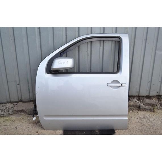 Купить Дверь передняя левая для Nissan Navara (D40) 2005-2015;Pathfinder (R51) 2005-2014 в Интернет-магазине