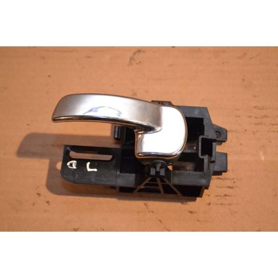 Купить Ручка двери внутренняя левая для Nissan Qashqai (J10) 2006-2014;Qashqai+2 (JJ10) 2008-2014 в Интернет-магазине