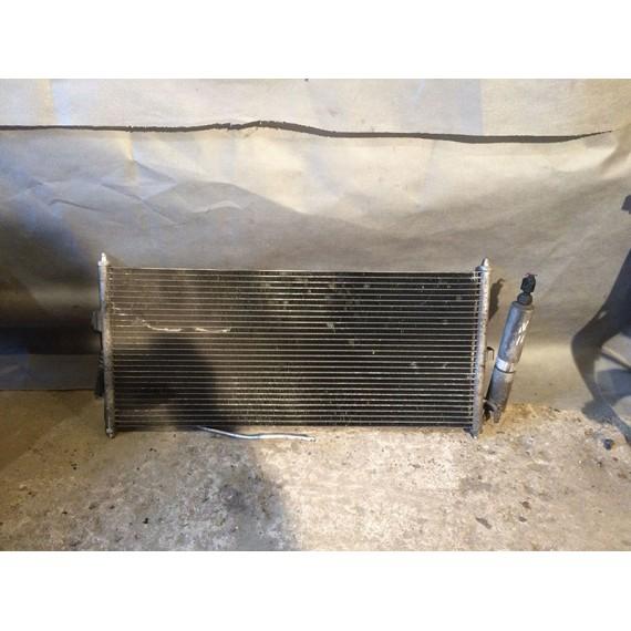 Купить Радиатор кондиционера (конденсер) для Nissan Primera P12E 2002-2007 в Интернет-магазине