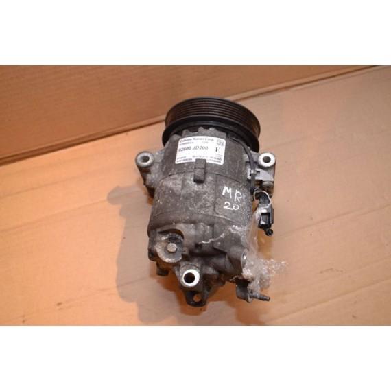 Купить Компрессор системы кондиционирования для Nissan Qashqai+2 (JJ10) 2008-2014 в Интернет-магазине