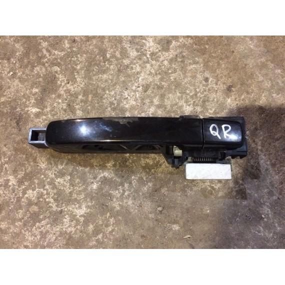 Купить Ручка двери правая наружная Nissan Qashqai (J10) 2006-2014; в Интернет-магазине