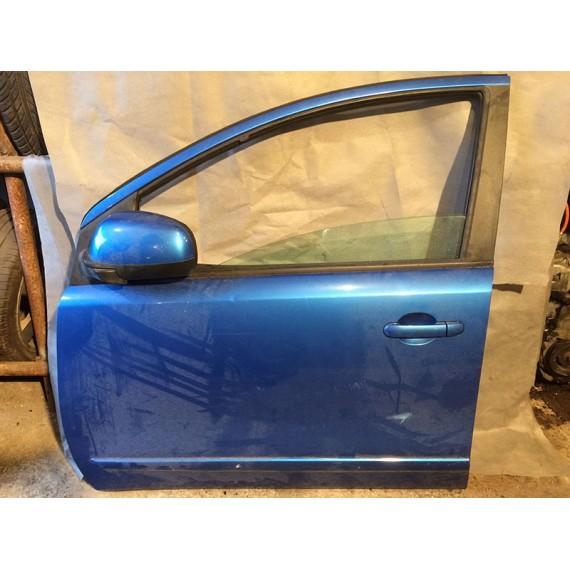 Купить Дверь передняя левая для Nissan Note (E11) 2006-2013 в Интернет-магазине