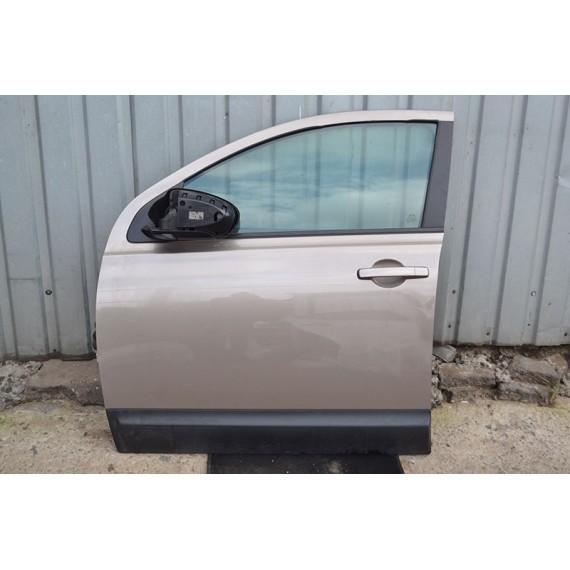 Купить Дверь передняя левая для Nissan Qashqai (J10) 2006-2014 в Интернет-магазине