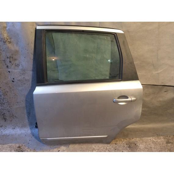 Купить Дверь задняя левая для Nissan Note (E11) 2006-2013 в Интернет-магазине