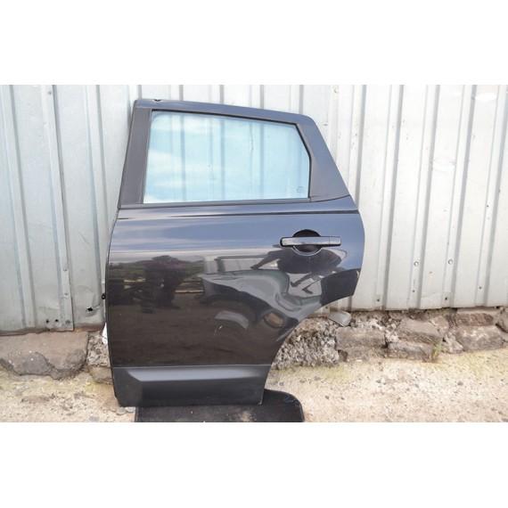 Купить Дверь задняя левая для Nissan Qashqai (J10) 2006-2014 в Интернет-магазине