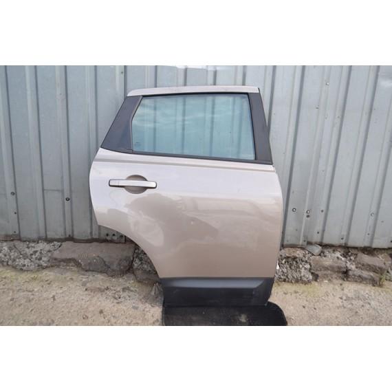 Купить Дверь задняя правая для Nissan Qashqai (J10) 2006-2014 в Интернет-магазине
