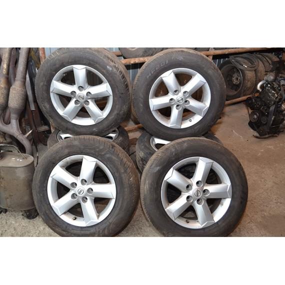Купить Колеса для Nissan Qashqai R16 в Интернет-магазине