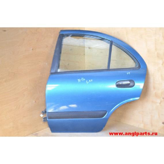 Купить Дверь задняя левая Nissan Almera N16 Седан в Интернет-магазине