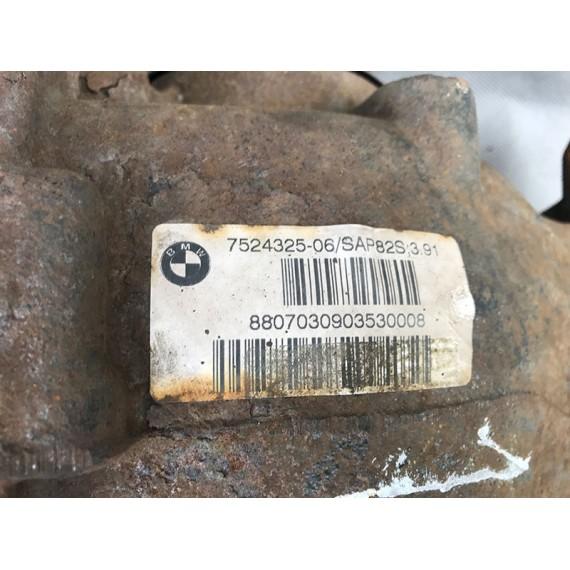 33107524325 Редуктор заднего моста BMW 3 E90 E87 3.91 купить в Интернет-магазине
