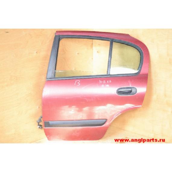 Купить Дверь задняя левая Nissan Almera N16 Хэтчбэк в Интернет-магазине