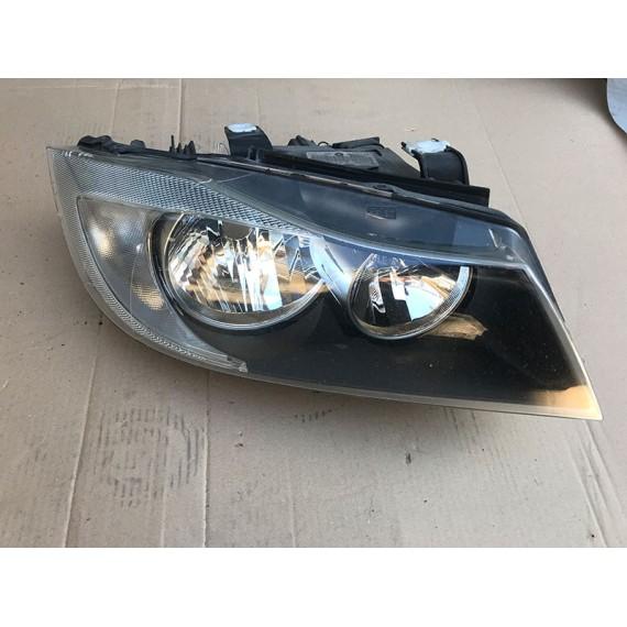 63116942724 Фара правая BMW E90 E91 дорестайлинг купить в Интернет-магазине