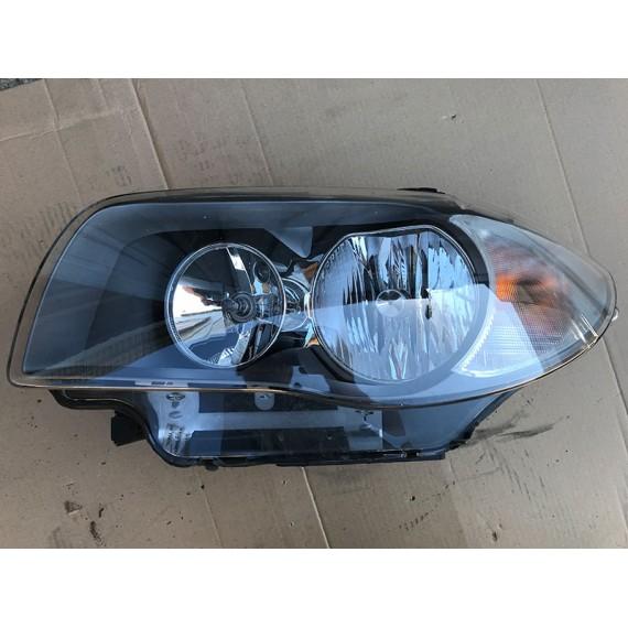 63117249651 Фара левая BMW E87 E81 рестайлинг купить в Интернет-магазине