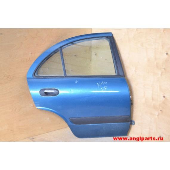 Купить Дверь задняя правая Nissan Almera N16 Седан в Интернет-магазине