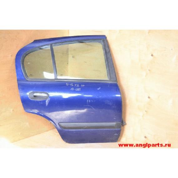 Купить Дверь задняя правая Nissan Almera N16 хэтчбек в Интернет-магазине