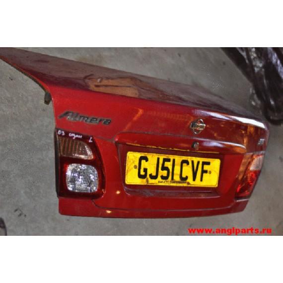 Купить Крышка багажника Nissan Almera N16Е 843009M730 в Интернет-магазине