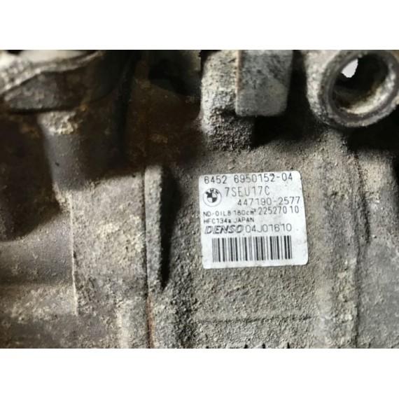 64526950152 Компрессор кондиционера BMW E60 M47 купить в Интернет-магазине