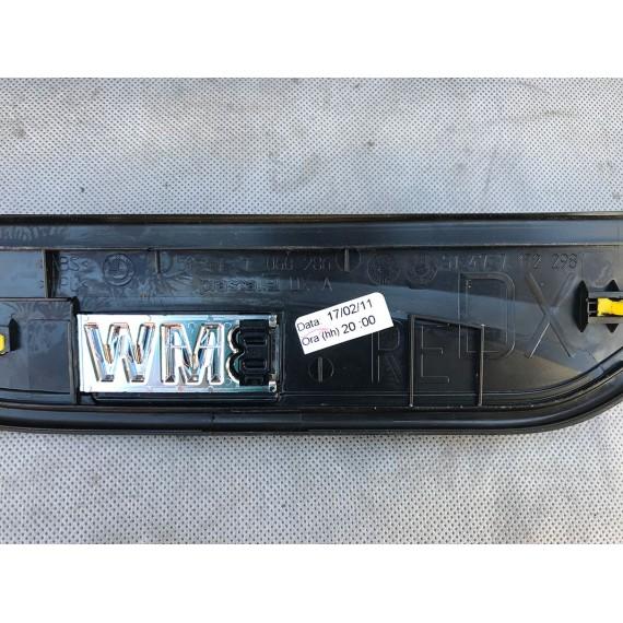 51477172298 Накладка порога BMW E90 E91 купить в Интернет-магазине