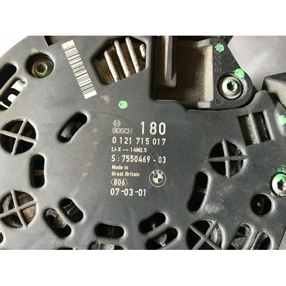 Купить Генератор BMW N43 E90 E87 в Интернет-магазине