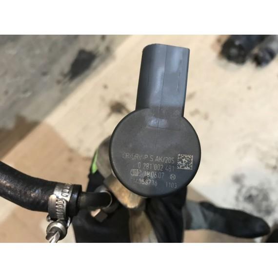 0281002481 Регулирующий клапан BMW E90 E60 E81 купить в Интернет-магазине