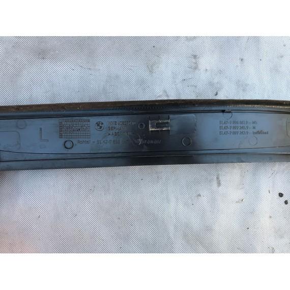 51477897245 Накладка порога BMW E60 E61 купить в Интернет-магазине