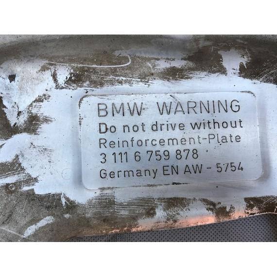 31116759878 Защита картера BMW  E60 E61 купить в Интернет-магазине
