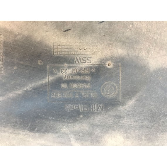 51757163562 Защита кузова антигравийная BMW E90 91 купить в Интернет-магазине