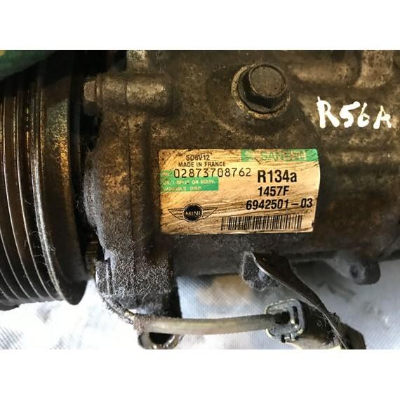 Купить Компрессор кондиционера Mini 64529223392 в Интернет-магазине