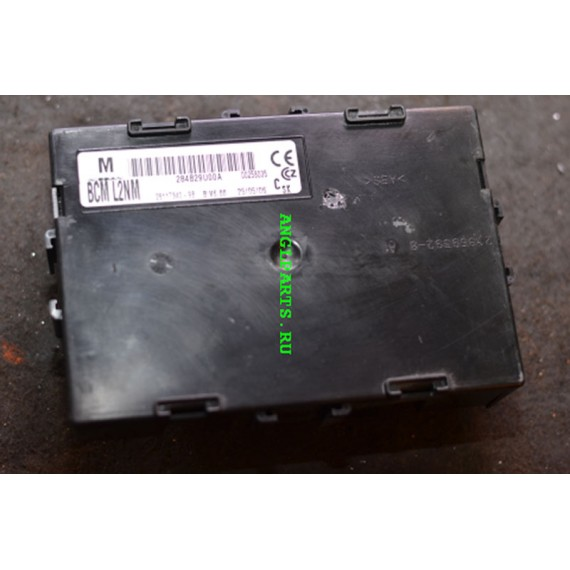 Купить Блок комфорта Nissan Note 284B29U00A в Интернет-магазине