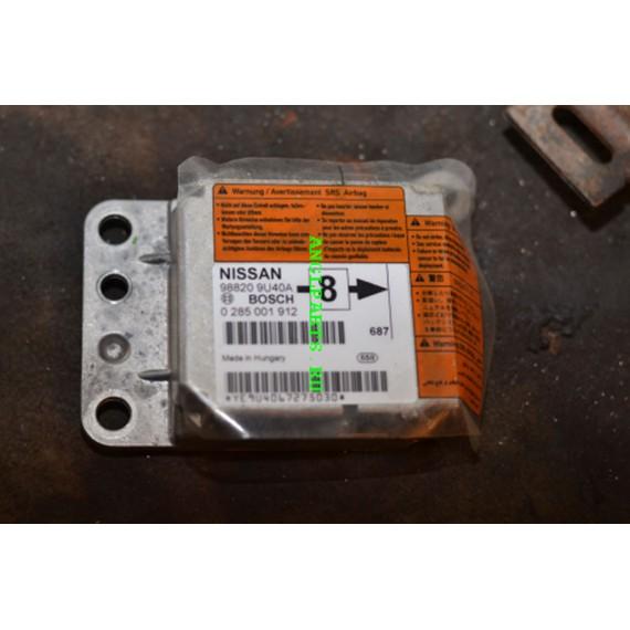 Купить Блок управления Airbag Nissan Note 988209U40A в Интернет-магазине