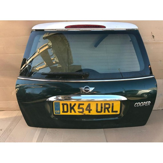 41627139735  Дверь багажника со стеклом Mini R50 купить в Интернет-магазине