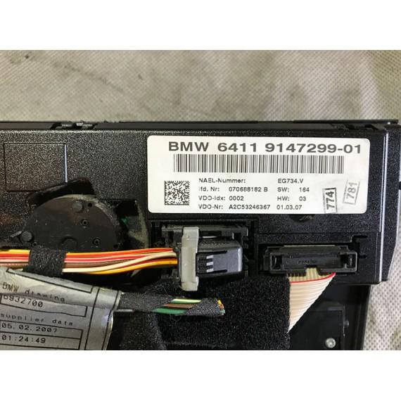 Купить Блок управления климатом BMW 64119147299 в Интернет-магазине