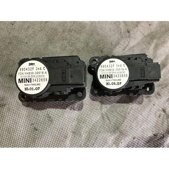 Купить Моторчик заслонок печки Mini 64113422658 в Интернет-магазине