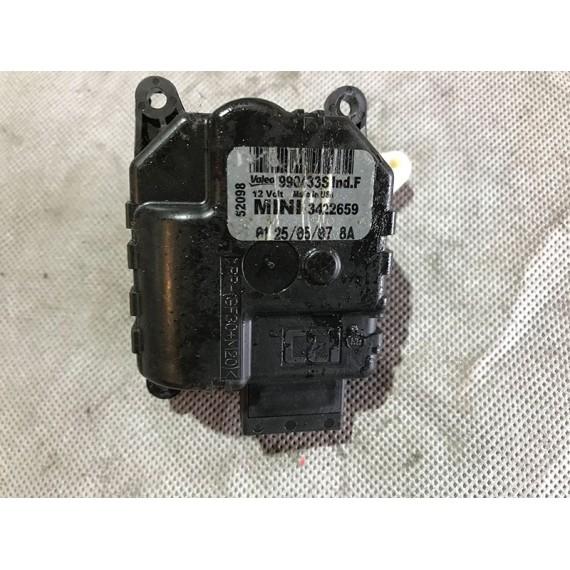 Купить Моторчик заслонок печки Mini 64113422659 в Интернет-магазине
