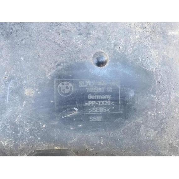 51717119853 Пыльник двигателя  BMW E60 E61 купить в Интернет-магазине