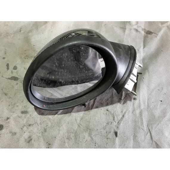 Купить Зеркало наружное левое карбон JCW  Mini в Интернет-магазине
