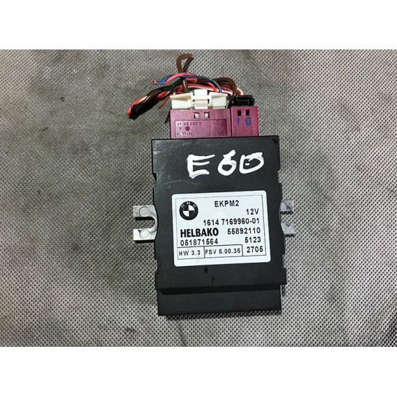 Купить Блок управления топливным насосом BMW 16147169960 в Интернет-магазине