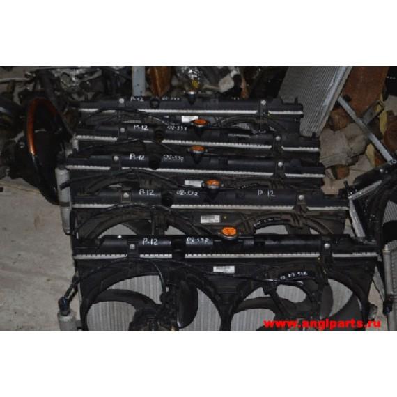 Купить Радиатор охлаждения ДВС Nissan Primera P12 в Интернет-магазине