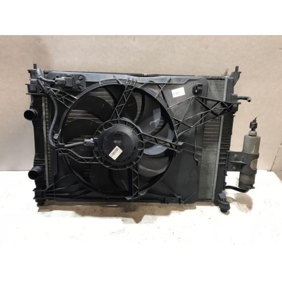 Кассета радиаторов в сборе Nissan Qashqai J10 купить в Интернет-магазине